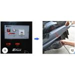 Máy vệ sinh buồng đốt  - Quy trình tháo tác tẩy rửa vệ sinh buồng đốt xe máy