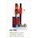 Máy khoan lấy lõi bê tông Model: DK-16D