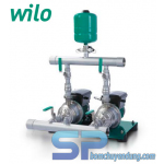 Máy bơm tăng áp biến tần WILO PBI LD402EA - Cụm 2 máy