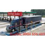 Trạm cân ô tô 120 tấn | Cầu cân ô tô 120 tấn