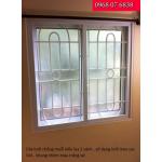 Cửa lùa , cửa mở quay sử dụng lưới inox sus 316 chống côn trùng