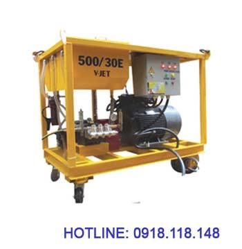 Máy phun bắn tia nước áp lực cao V-JET 500/30E