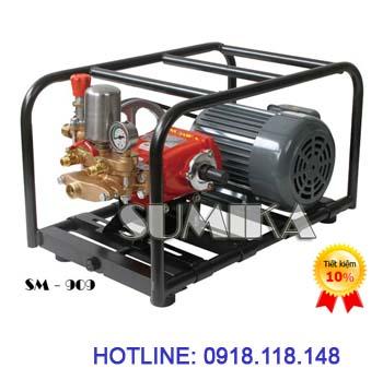 Máy phun rửa áp lực SUMIKA-SM 909