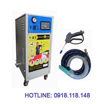 Máy rửa xe hơi nước nóng V-JET STEAMER 24 E