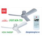Quạt trần remote KDK R48SP, dành cho trần thấp
