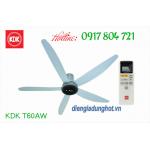 Quạt trần remote KDK T60AW