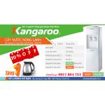 Khuyến mãi từ 10-20% cây nước nóng lạnh Kangaroo