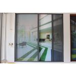 Cửa sổ , cửa đi lưới xếp chống côn trùng Quang Minh