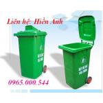 Thùng rác nhựa, thùng rác công cộng giao hàng toàn quốc
