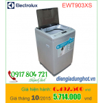 Máy giặt cửa trên Electrolux EWT903XS
