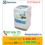 Máy giặt cửa trên Electrolux EWT854XS