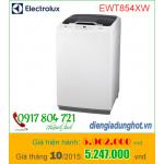 Máy giặt cửa trên Electrolux EWT854XW