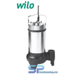 Giá tốt - Máy bơm chìm nước thải Wilo PDV S750Q không phao
