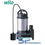 Giá tốt nhất - Máy bơm chìm nước thải Wilo PDV A750EA có phao