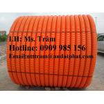 Ống nhựa xoắn HDPE - Ống luồn cáp điện ngầm