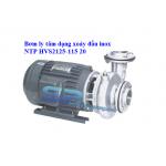 Máy bơm ly tâm dạng xoáy đầu INOX NTP HVS2100-115 20