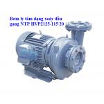 Máy bơm ly tâm dạng xoáy đầu Gang NTP HVP240-11.5 20 (2HP)