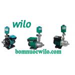 Máy bơm tăng áp biến tần Wilo