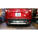 Ốp cản trước Mazda CX5 2015
