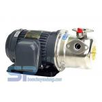Máy bơm nước đẩy cao inox NTP HJP225-1.75 26T 1HP