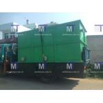 Bồn xử lý nước thải tập trung bằng module Composite