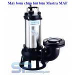 Máy bơm chìm hút bùn Mastra MAF-7500P 10HP