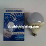 Bóng Đèn Búp LED Tích Điện 12w