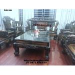 Bán Bàn ghế gỗ mun Vai 16 Kiểu Công Phượng PC15