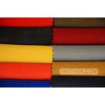 Sản xuất dệt-nhuộm vải thun Cotton 100%, CVC, TC, TR, Polyester, PE, Visco, Rayon, bamboo, melange,… thun co giãn 2 chiều và 4 chiều.