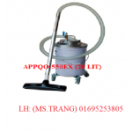 Máy hút bụi CN vận hành khí nén-APPQO-550EX