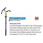 BƠM TAY THÙNG PHUY JESSBERGER