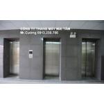 thang máy - thang máy gia đình - thang máy mitsubishi