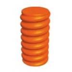 Ống nhựa xoắn hdpe màu da cam