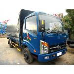 xe tải veam vt252,xe tải veam 2t4 thùng kín,xe tải veam 2t4 vào thành phố,xe tai veam 2.4t,xe tải 2t4 vào thành phố