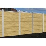 Tường rào bê tông cốt thép đúc sẵn