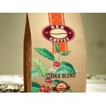 in tui café 1 kg,in túi giấy kraft đựng café,in tui giay kraft dung café