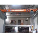 Lắp đặt Cầu trục , Cổng trục thông dụng trong nhà xưởng, ngoài trời, kho bãi