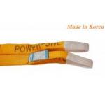 Dây cáp vải 3 tấn, cáp vải bản dẹt Hàn Quốc - LH:0965069128