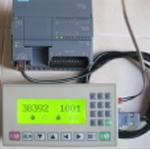 Màn hình HMI thường nối với PLC Siemens S7-1200