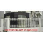 Cửa sắt,Cửa cổng, Hàng rào, Lan can cầu thang giá rẻ bền đẹp tại thanh hóa