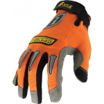 GĂNG TAY CƠ KHÍ IRONCLAD I-VIZ REFLECTIVE ORANGE GLOVES