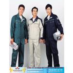 Chuyên May quần áo bảo hộ lao động giá rẻ