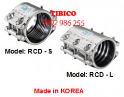 Khớp nối hai khóa: RCD-S/RCD-L 1