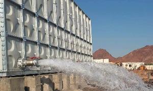 Bồn nước lắp ghép / GRP & SUS water Tanks