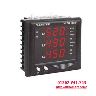 Đồng hồ đo đa năng Multimeter Veritek (Ấn Độ)