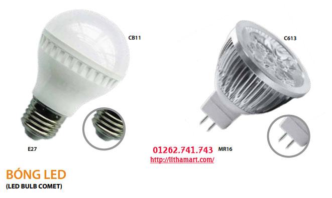 Bóng led | Bòng đèn led | Giá bóng đèn led rẻ