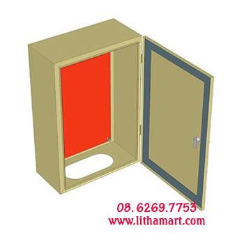 Vỏ tủ điện H800xW600xD250xT1,2mm