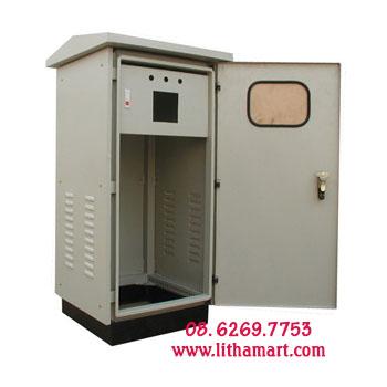 Vỏ tủ tụ bù H2000xW1000xD700xT1,2mm (700KVAR)