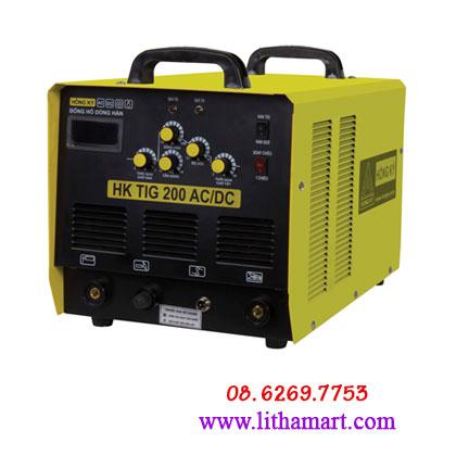 Máy hàn điện tử Tig 200 AC/DC
