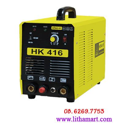 Máy hàn 3 chức năng que - tig - plasma HK 416